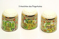 Fingerhut Thimble von Chelsea Porcelain - Rosenpavillon