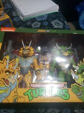 TMNT ZARAX AND ZORK 2PACK NECA TEENAGE MUTANT NINJA TURTLE TARGET EXCLUSIVE NEW!