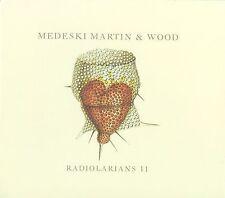 Radiolarians II - Medeski, Martin & Wood CD Sealed 2009