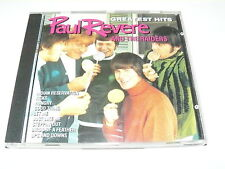 "PAUL REVERE AND THE RAIDERS ""GREATEST HITS"" CD BLACK TULIP 1988 Hol"