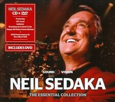 The Essential Collection [Digipak] by Neil Sedaka (CD, Feb-2013, 2 Discs, Metro)