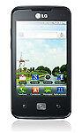 LG E510 Black Brand New (Unlocked) Smartphone