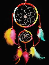 Handmade Dream Catcher with feathers car  wall hanging decoration ornament(MUR)