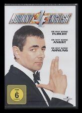 DVD JOHNNY ENGLISH - JAMES BOND PARODIE mit ROWAN ATKINSON (Mr. Bean) ** NEU **