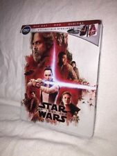Star Wars: The Last Jedi (Blu-ray/DVD, SteelBook) (Only @ Best Buy)