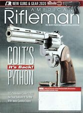 April 2020 Issue American Rifleman Magazine For Cocker Spaniel Rescue Charity