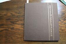 Grundstocksammlung Großbritannien klassisch bis modern im Steckalbum