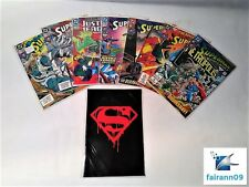 Superman Memorial and Death of Superman complete set NM Doomsday