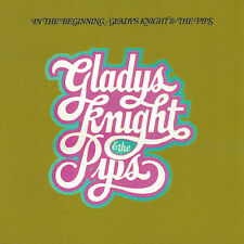 Gladys Knight & The Pips ‎– In The Beginning   New  cd  ftg  + bonustracks
