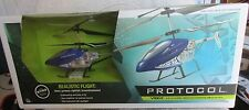 New in Box Sealed VEER Protocol 3.5 Channel Remote Control Helicopter