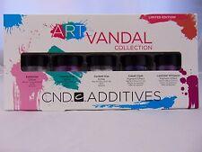 CND Additives - Art Vandal Collection Spring 2016 Limited Edition - 5 Colors Kit