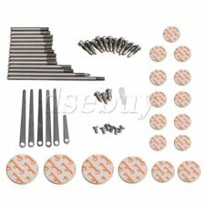 Clarinet Repair Kit Spindle Screws Spring Leaf Soundhole Mate Kit DIY
