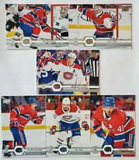 Montreal Canadiens 2019-20 19-20 UPPER DECK SERIES 2 TEAM SET (6) Cards Price