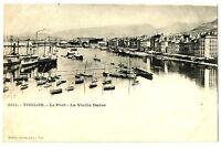 CPA 83 Var Toulon Le port La Vieille Darse bateaux