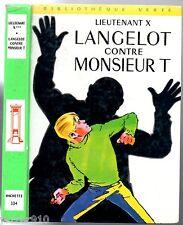 LIEUTENANT X # LANGELOT CONTRE MONSIEUR T # EO 1967