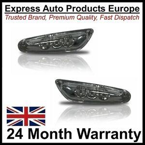Side Repeaters Black LED BMW E60/E61 2003-2007 E90 2005 on 1 series X1
