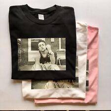 Mac Miller Photo T Shirt + Free Vinyl Sticker