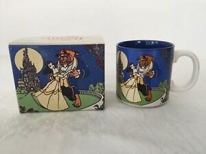 Vintage Beauty and the Beast Coffee Mug, New Never Used