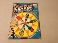 JUSTICE LEAGUE OF AMERICA #6 Silver Age comic 1st Appearance Amos Fortune
