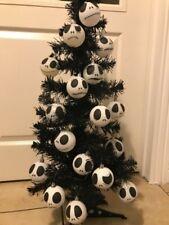 Nightmare Before Christmas Jack Skellington Baubles Halloween X6