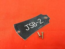 VINTAGE 1970 USA GUILD JETSTAR BASS GUITAR TRUSS COVER JSB-2 1971 1972 1973 1974