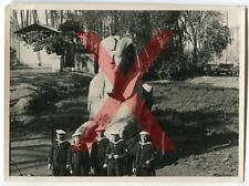 Incrociatore Colonia-ORIG. foto, Memphis, Agfa Brovira, viaggio all'estero 1932/33