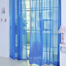 1PC Pure Color Tulle Home Door Window Curtain Drape Panel Sheer Scarf Valances H
