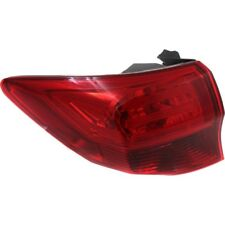 for 2013 2014 2015 Acura RDX LH Left Driver side Tail lamp Taillight