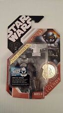 Star Wars Saga Legends Fan's Choice Darktrooper Figure with Gold Coin