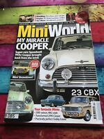 Mini World Magazine - November 2010 - My miracle Cooper