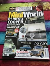 Mini World Magazine - November 2010 - My miracle Cooper