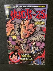 Hyde-25 #0 First Appearance of Vampirella in Color in Comics Harris NM RARE
