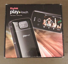 Brand New Factory Sealed Kodak PLAYTOUCH High Definition Camcorder Zi10 Blue