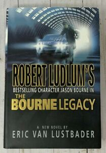 THE BOURNE LEGACY - Eric Van Lustbader (Hardcover)