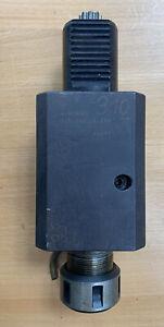 Angetriebenes Werkzeug VDI 40 DIN 5482  Aufnahme Gildemeister Driven Tool