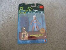 Disney's Atlantis The Lost Empire Princess Kida 4 Inch Series Mattel 2000 MOC