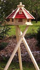 Vogelhaus Vogelhäuschen Vogelhäuser auch mit Ständer und Solarbeleuchtung