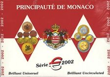 Monaco 2002 KMS 3, 88 euro,AUFLAGE 40000 (at.)