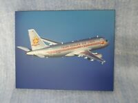Vintage 10'' x 8'' photo frame Trans Canada air Lines 1937 TO 1997 60 YEARS