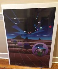"""Stan Solomon """"Just After Dark"""" Signed & Numbered Print Limited Edition 33/100"""
