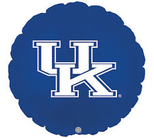 "Kentucky Wildcats Sports Ncaa Events 17"" Round Helium Balloons Party 3 Pack"