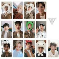 Kpop Seventeen Members You Made My Dawn Photo Stikcy Card Photocard Sticker