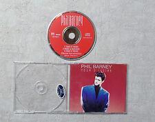 """CD AUDIO MUSIQUE FR/ PHIL BARNEY """"TOUR D'IVOIRE""""CDM PROMO 3T 1990 POP 875425-2"""