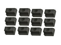 12PCS PACK T-SLOT NUT M-16 THREAD & SLOT SIZE 18MM CLAMPING FOR TABLE SLOT -HQ