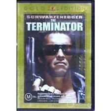 DVD Terminator The Schwarzenegger 2disc Gold Edition James Cameron Action R4 VG