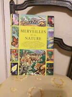 B. M. Parker : Les Merveilles De La Nature – Ed. Cocorico – 1952 – TBE