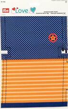 Prym Love accessoires tissu sac jaune 931953