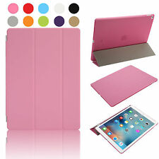 FUNDA SMART COVER + CASE TABLET APPLE IPAD MINI 1 2 3 - ROSA