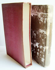 PAGES FROM THE GONCOURT JOURNAL Folio Society 1980 Robert Baldick Nadar DAMAGED