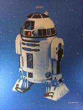 """Blunt Graffix """"Beep"""" Star Wars Rebel Blue R2D2 limited edition screen print"""